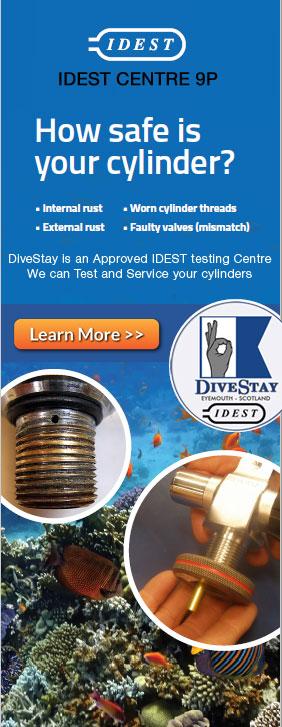 Diving Cylinder Testing